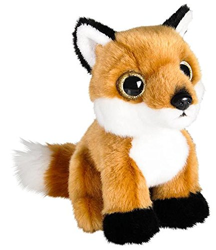 ffed Red Fox Plush Floppy Animal Heirloom Collection ()