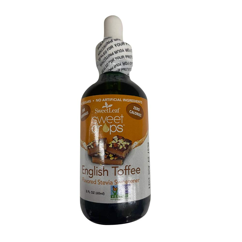 SweetLeaf Sweet Drops Liquid Stevia