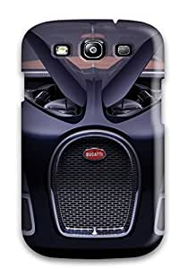 Ultra Slim Fit Hard ZippyDoritEduard Case Cover Specially Made For Galaxy S3- Bugatti Galibier 5