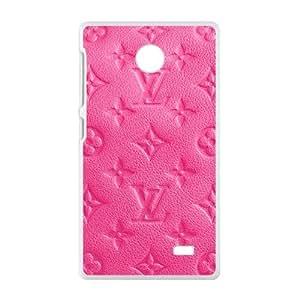 LV Louis Vuitton design fashion cell phone case for Nokia Lumia X