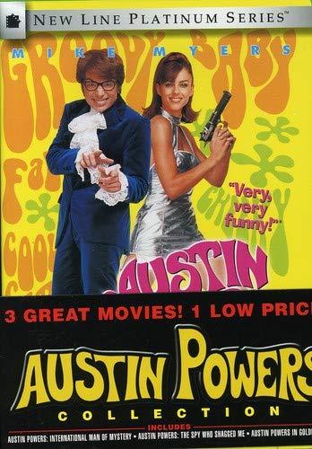 Austin Powers: International Man of Mystery/The Spy Who Shagged -