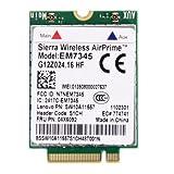 EM7345 LTE WWAN HSPA+ 4G Module NGFF(M.2) CARD USE FOR T440 X240 L450 FRU 04X6092 / 04X6041
