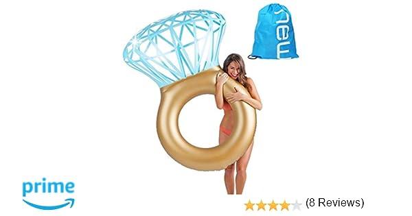 ... tumbonas de juguete de fiesta de playa de verano al aire libre, silla recreativa de ocio de agua para adultos niños (diamantes): ...