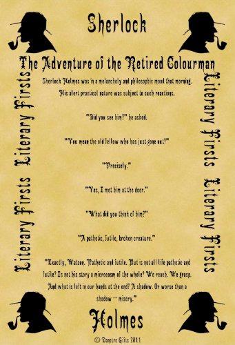 Tarjeta de felicitación Tarjeta de papel de pergamino estilo ...