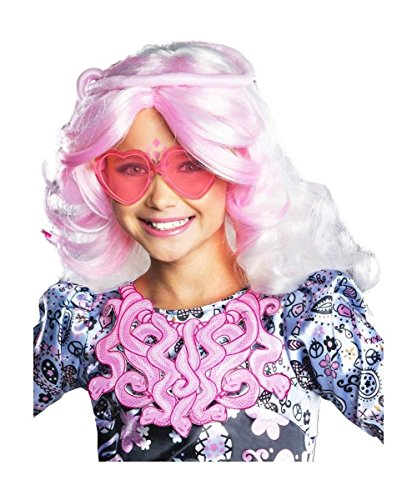 Monster High Viperine Gorgon Girls Costume Wig