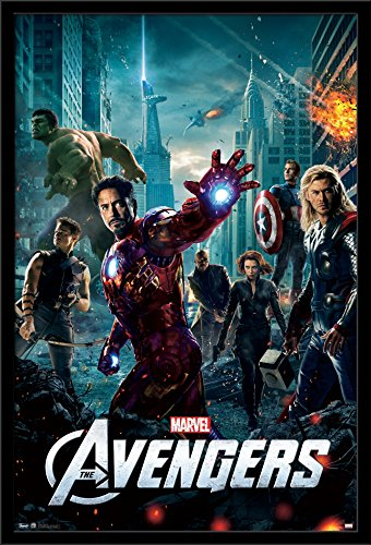 "Trends International Avengers One Sheet, 22.375"" x 34"""
