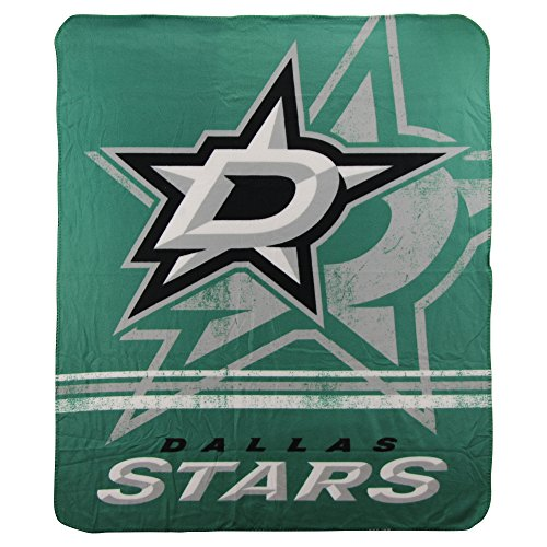 The Northwest Company NHL Fade Away Printed Fleece Throw, 50