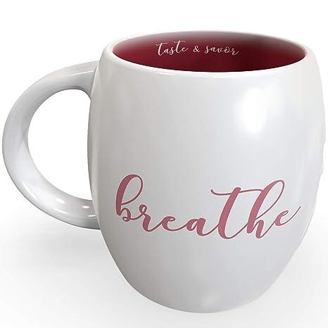 Amazon.com: Tazas inspiradoras de café y té para yoga y ...