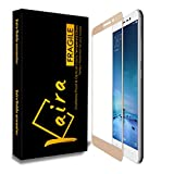 Kaira redminote3_golden_Temper_7 Golden Fiber Tempered Glass Screen Protector for Xiaomi Redmi Note 3 (Reuasable, Ultra Clear, Real Shock Proof)