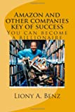 Amazon and Other Companies Key of Success, Liony Benz, 1495903877