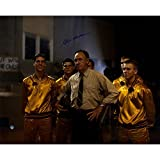 Gene Hackman Signed Hoosiers with Team 16x20 Photograph - Certified Authentic Autograph