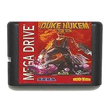 Duke Nukem 3D 16 bit SEGA MD Game Card For Sega Mega Drive For Genesis ,Sega Genniess-Sega Ninento,16 bit MD Game Card