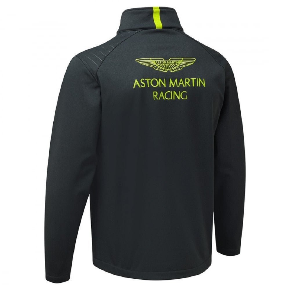 Aston Martin Racing Team Softshell Jacket 2017 L: Amazon.es: Ropa y accesorios