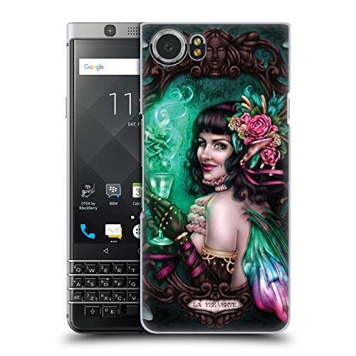 Official Brigid Ashwood Absinthe Fairies 1 Hard Back Case for BlackBerry KEYone / - Absinthe Black Fairy