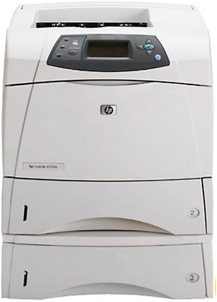 HP LaserJet 4350DTN Reconditioned Laser Printer (Certified Refurbished)