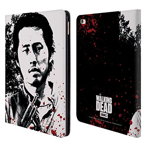 official-amc-the-walking-dead-reload-gore-leather-book-wallet-case-cover-for-apple-ipad-air-2