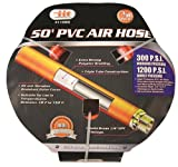 IIT 11060 50-Feet PVC Air Hose, 3/8-Inch by IIT