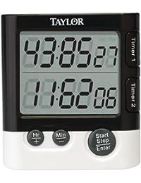 CheckOut 1 - Dual Event Digital Timer/Clock, 1.5