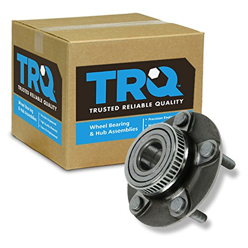 TRQ Rear Wheel Hub & Bearing w/ABS for Dodge Intrepid Chrysler Eagle Vision