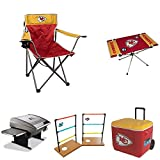 Kansas City Chiefs Large Tailgate Package