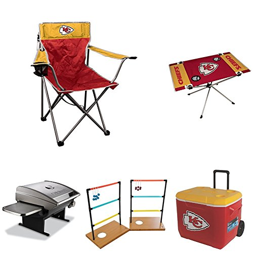 Kansas City Chiefs Large Tailgate Package by Jarden Sports Licensing