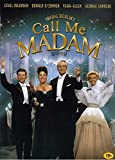 Call Me Madam [DVD] [1953] [Import]