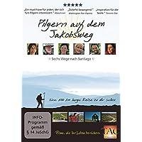 Pilgern auf dem Jakobsweg. DVD-Video: Sechs Wege nach Santiago