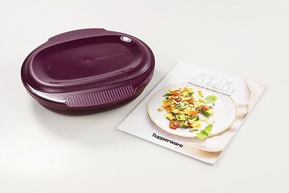 Tupperware Microondas Healthy Delight 775 ml grande para tortilla ...