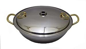 JapanBargain Japanese Shabu Hot Pot Pan