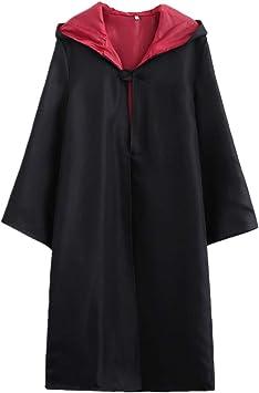 Kosplay Capa Disfraz de Harry Potter para niño Adulto Unisex ...