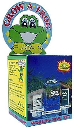 Three Rivers Amphibian Grow A Frog Kit