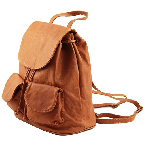 Tuscany Size Brown 81415084 Backpack Leather Small Leather Seoul HdUZqC4w