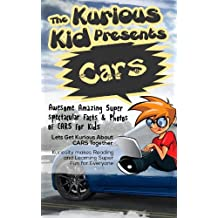 """Children's book about Cars""""Kurious Kid:Action & Adventure(kids books age 3 to 6)Illustrated kids eBooks 3-8(Early learning Poetry)Funny Bedtime kids story ... Fiction ebooks Book (Kurious Kids 5)"""