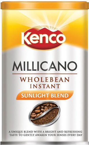 Kenco Millicano Whole Bean Instant Coffee Sunlight Blend (100g)
