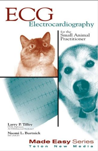 ECG For The Small Animal Practitioner (Made Easy Series)