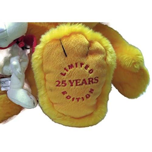 a5dc301bdfe64 Garfield 25th Anniversary Limited Ed. Macy's Christmas Plush 80%OFF ...