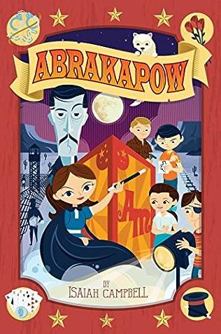 book cover of AbrakaPOW
