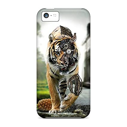 Amazon.com: Defender Case With Nice Appearance (robot Tiger ...