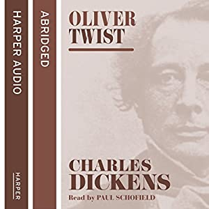 Oliver Twist Audiobook