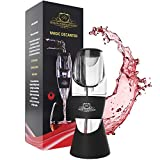 Best Wine Aerator - Enhancing Flavor and Easy to Use Wine Decanter - The perfect Gift Idea for various ocasions
