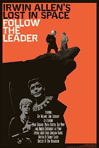 Lost in Space Follow The Leader by Juan Ortiz Episode 29 of 83 Art Print Poster 12x18 inch