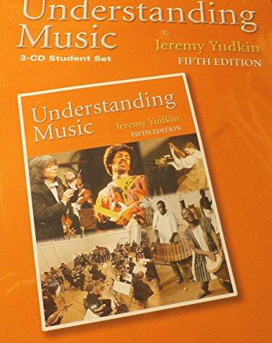 Understanding Music 3-CD Student Set