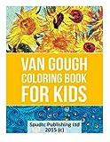 Van Gough  Coloring Book  for Kids