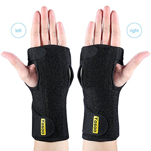 Decade Dual Tension Spiral Stay Support Carpal Tunnel