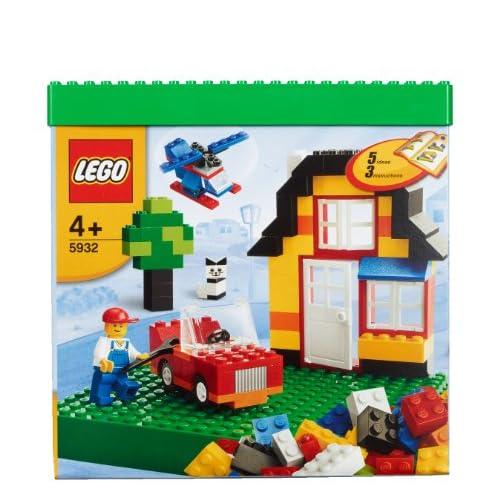Ensemble Premier Age Mon 5932 Lego Briques Jouet En qzLSVMpjUG