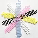 Hair CareBaomabao Hair Braiding Tool Roller With Hook Hair Twist Styling Bun Maker
