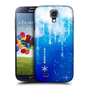 Winter Four Seasons Hard Back Case For Samsung Galaxy S4 I9500