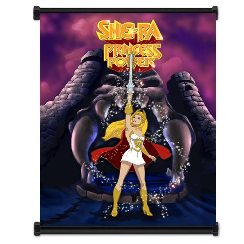 She-Ra - Princess of Power: Cartoon Fabric Cloth Wall Scroll