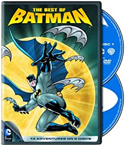 Batman: The Best of Batman (13eps)