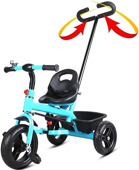 Axdwfd Infantiles Bicicletas Triciclo Infantil Pedal para niños ...